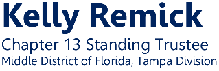 Kelly Remick Chapter 13 Standing Trustee